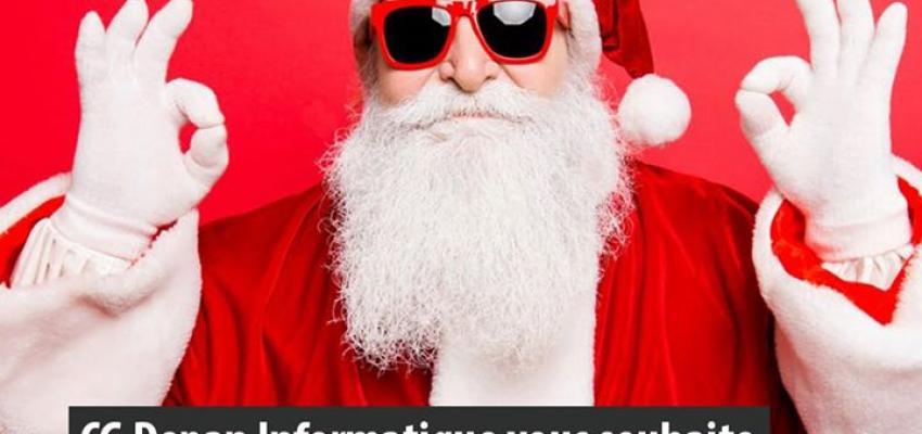 Joyeux Noël et belles fêtes de fin d'année à tous !